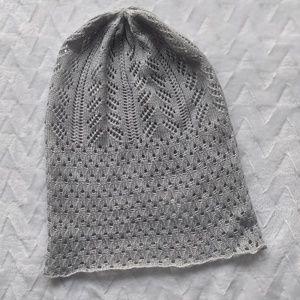 Cute Grey Fashion Beanie Cap